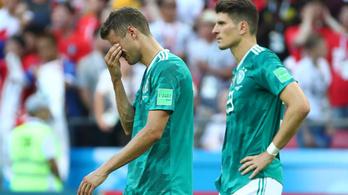 Nincs semmi meglepő Németország gyalázatos szereplésében