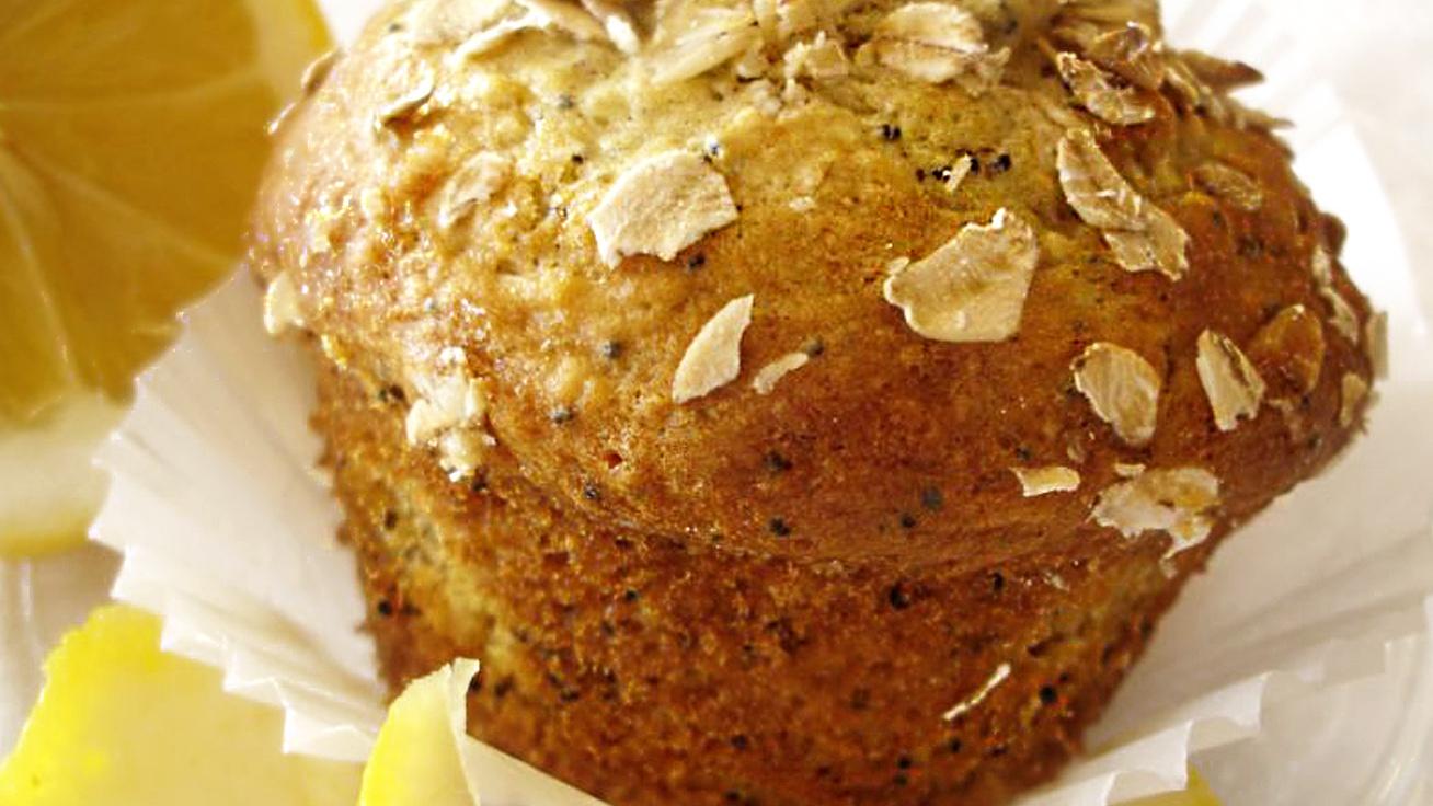 Villámgyors, citromos, túrós muffin: liszt helyett ezt tedd bele
