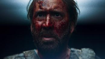 Nicolas Cage megleckézteti a gonoszt