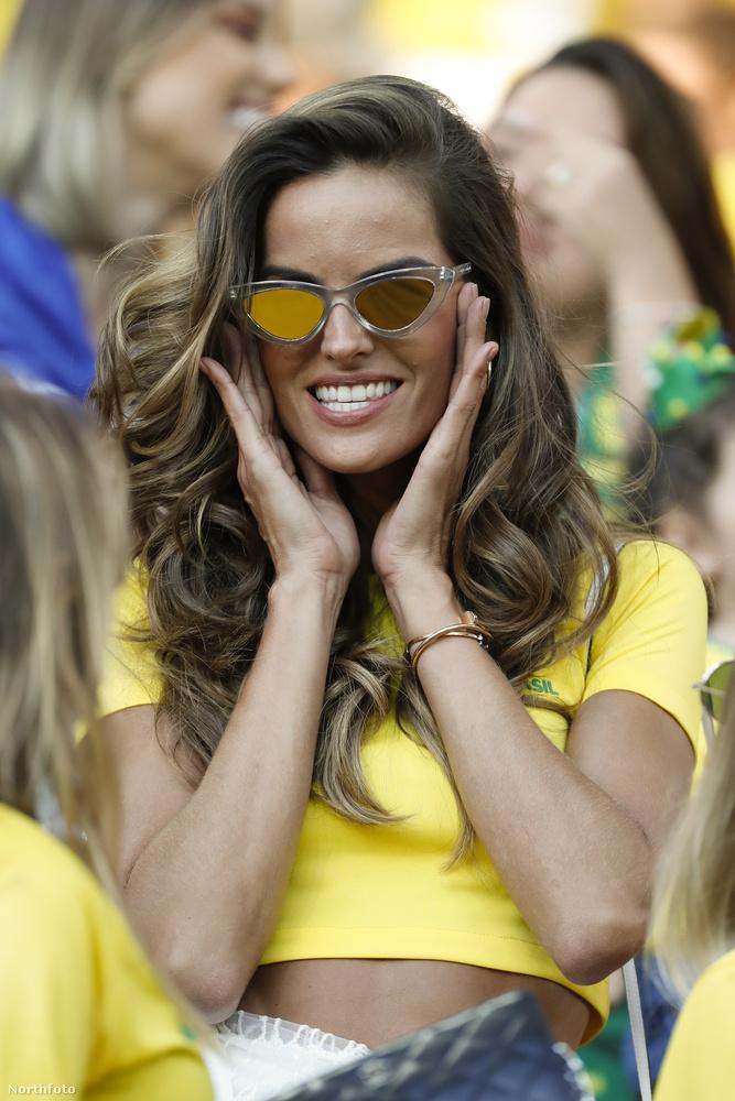 Brazília legközelebb július másodikán lép pályára Mexikó ellen