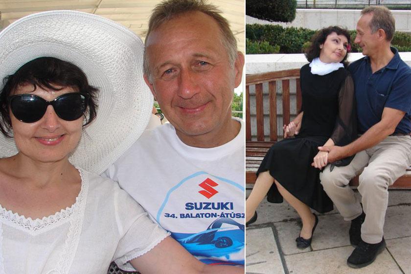 Szíj Melinda és Attila hét éve élnek párkapcsolatban.