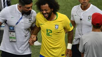 Marcelo sérülését a matrac okozta?