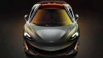 600LT: új sportkocsi a McLarentől