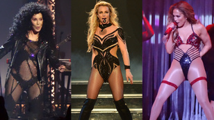 Már Gwen Stefani is csinálja a konkurenciát a legszexibb vegasi showgirlöknek