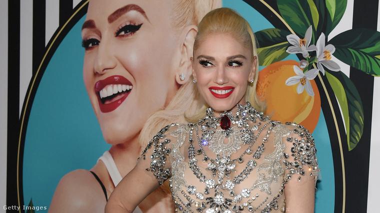 1. Gwen Stefani