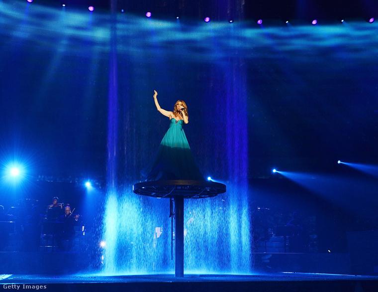 2. Céline Dion