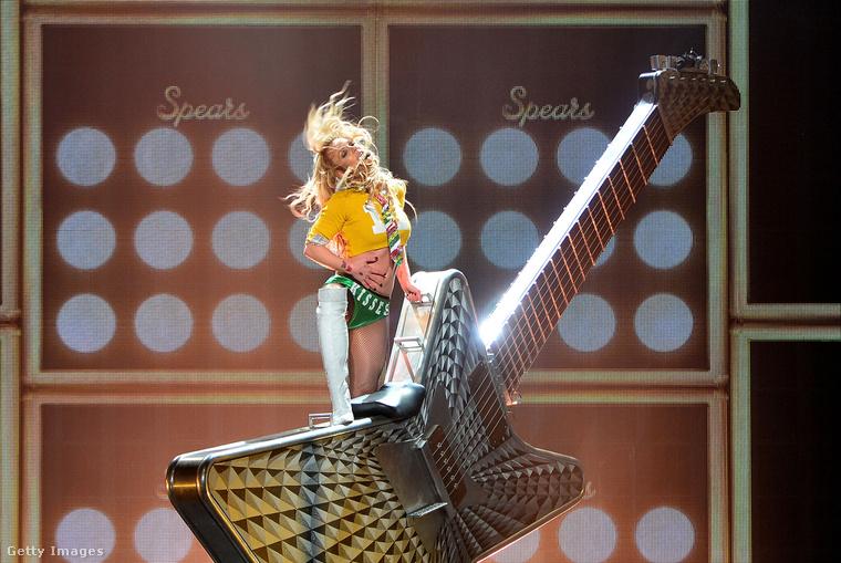 4. Britney Spears