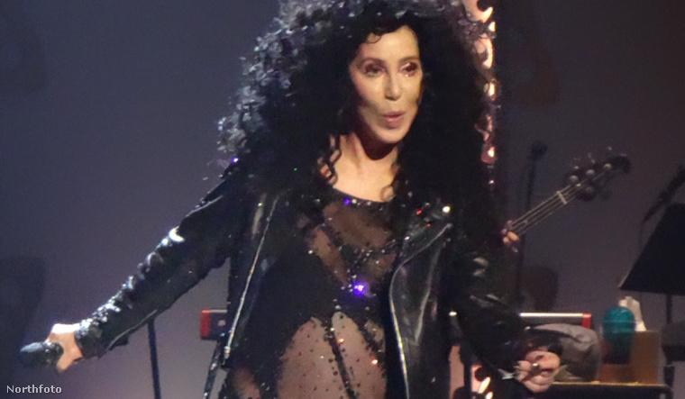 6. Cher