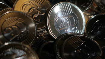Újabb történelmi mélypontra esett a forint árfolyama