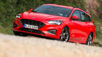 Menetpróba: Ford Focus – 2018.