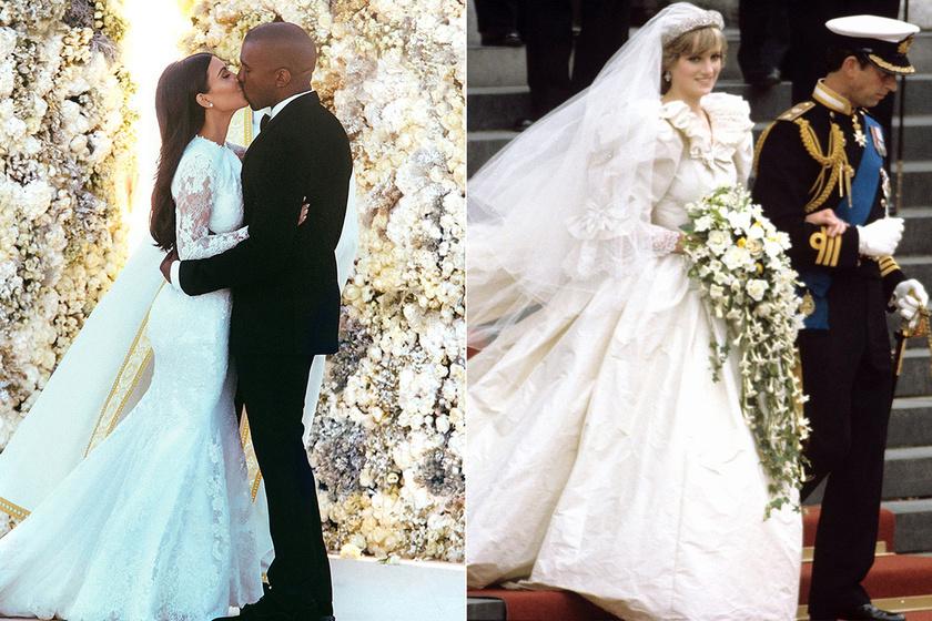 Képeken a világ 10 legdrágább esküvője - 31 milliárd forintba került a legfényűzőbb lagzi
