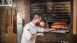 A világ legjobb olasz éttermei közül az egyik Magyarországon van