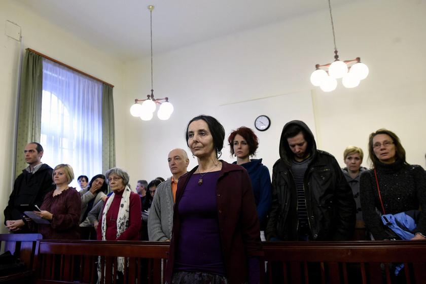 Kegyelmet kapott Geréb Ágnes: nem kell letöltenie büntetését