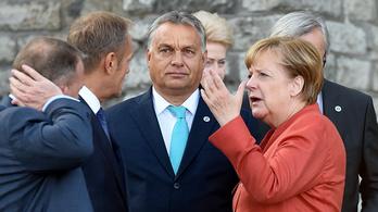 Merkel jövő csütörtökön fogadja Orbánt