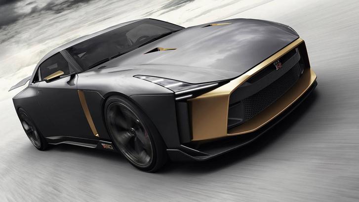 Totalcar - Magazin - Félig olasz a legdurvább a Nissan GT-R