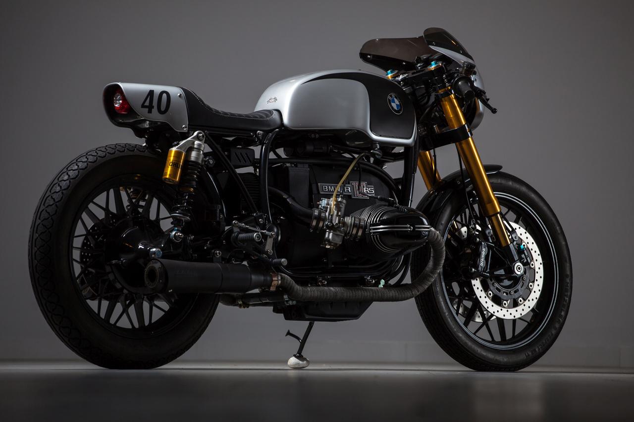 Totalbike - Magazin - Custom  Sapka Művek BMW R 100 RS c9236f3c8e