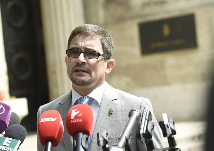 Fazekas Géza, a Legfőbb Ügyészség szóvivője
