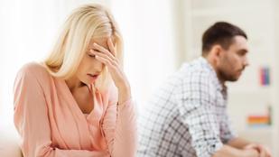5 dolog, ami előre jelezheti a válást