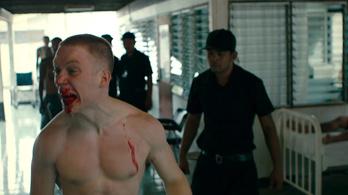 Ennél erőszakosabb film biztos nem sok lesz idén