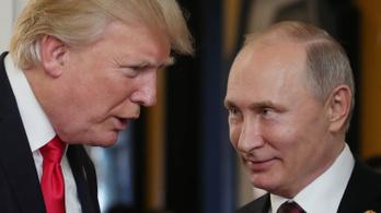 Trump nyitva hagyta a választ a kérdésre, hogy elismerné-e a Krím orosz elfoglalását