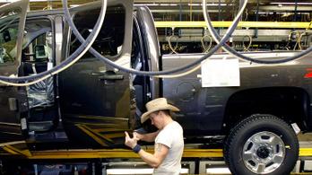 A General Motors is leépítéseket fontolgat Trump védővámjai miatt