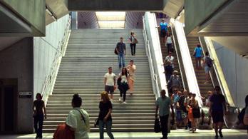 Csúszik a bringaszállítás kipróbálása a metrón