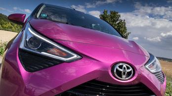 Bemutató: Toyota Aygo facelift – 2018.