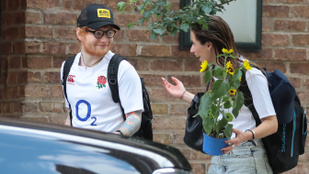Szegény Ed Sheerannek nem engedik, hogy saját kápolnát építsen az esküvőjére