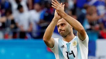 A válogatottsági rekorder nyitja a visszavonuló argentinok sorát