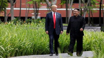 Kim Dzsongun átverte Trumpot, nem állt le az észak-koreai atomprogram