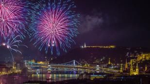 Hova menjek tűzijátékot nézni, ha nem bírom a tömeget?