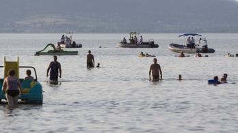 Balatonba fulladt egy budapesti férfi
