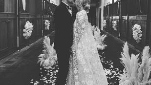 Szombaton férjhez ment Vanessa Paradis és az Agymenők jócsaja is