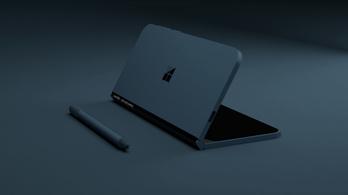 Összehajtható Surface készül a Microsoftnál