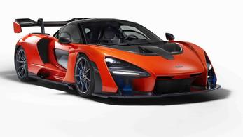 McLaren: a súly az új lóerő