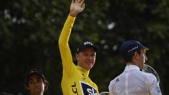 Távol akarják tartani a Tour de France-tól a négyszeres bajnok Froome-ot