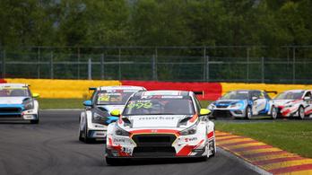 Michelisz csapata nagy mínusszal kapott nagy pluszt a Hungaroringre