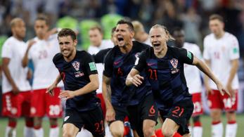 Hat 11-es maradt ki, nyertek a horvátok