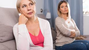 Mi történik, ha a gyerek szakít az anyjával?