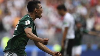 A németek után a brazilokat is elintézheti Mexikó