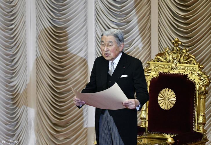 Akihito japán császár