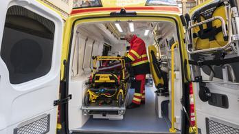 EMMI: Nincs létszámstop a mentőknél
