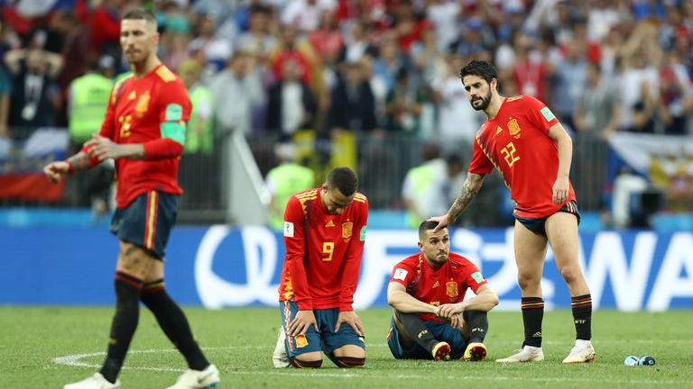 Sokat tett a Real Madrid a spanyolok kudarcáért