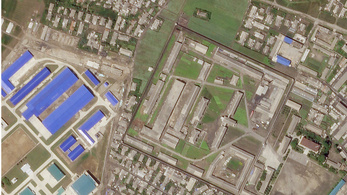 Műholdképek bizonyítják, hogy Észak-Korea tovább fejleszti rakétaprogramját