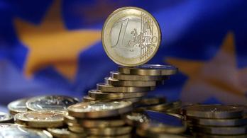 Már 331 forint közelében járt az euró