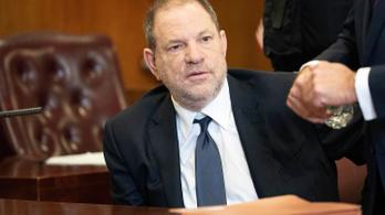 Újabb szexuális bűncselekménnyel vádolta meg az ügyész Weinsteint