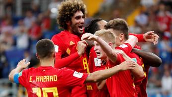 Belga-japán: 0-2-ről 3-2 a 94. percben