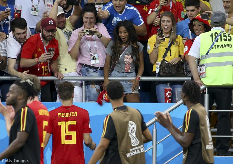 A hétfő este nagy meglepetése volt, hogy kétgólos hátrányból tudott nyerni a belga csapat a japán válogatott ellen