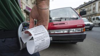 Százmillióért figyelik a parkolóőröket Óbudán