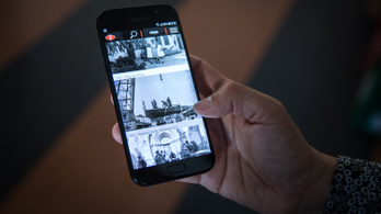 Most már telefonon is vadászhatjuk az összes Fortepan-képet